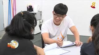 晨光|新加坡创意:本地年轻人自组剧团 振兴冷门剧场