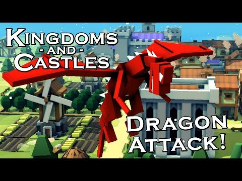 Fortifying the Kingdom - Kingdoms and Castles Gameplay [Part 4]