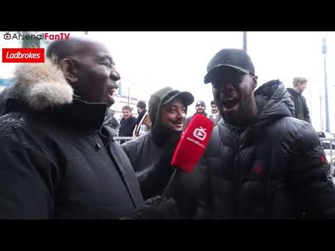Tottenham 1-0 Arsenal | Lacazette Is Just A French Darren Bent!! (Troopz & Expressions [Spurs Fan])