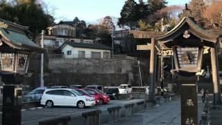 本塩釜駅から塩竈神社表坂202段までの歩き方