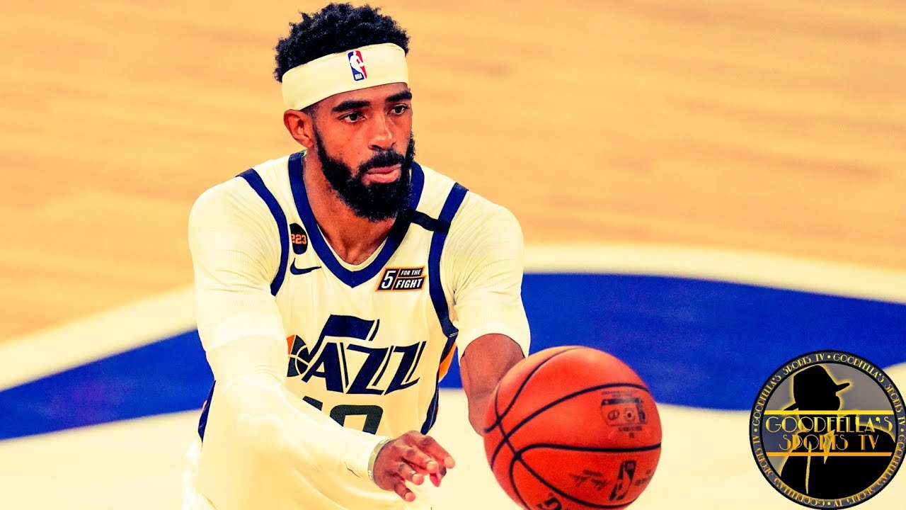 NBA All-Star Game: Jazz's Mike Conley to make first All-Star ...