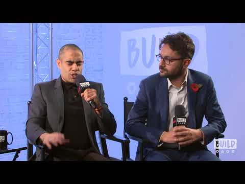 Sacha Dhawan And Sathnam Sanghera Talk Hydration And Putting Life In Perspective