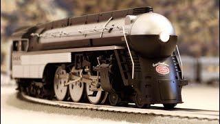CF2105 4K Trains Test Video