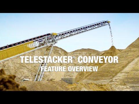 TeleStacker® Conveyor - Superior Industries - Telescoping Conveyor