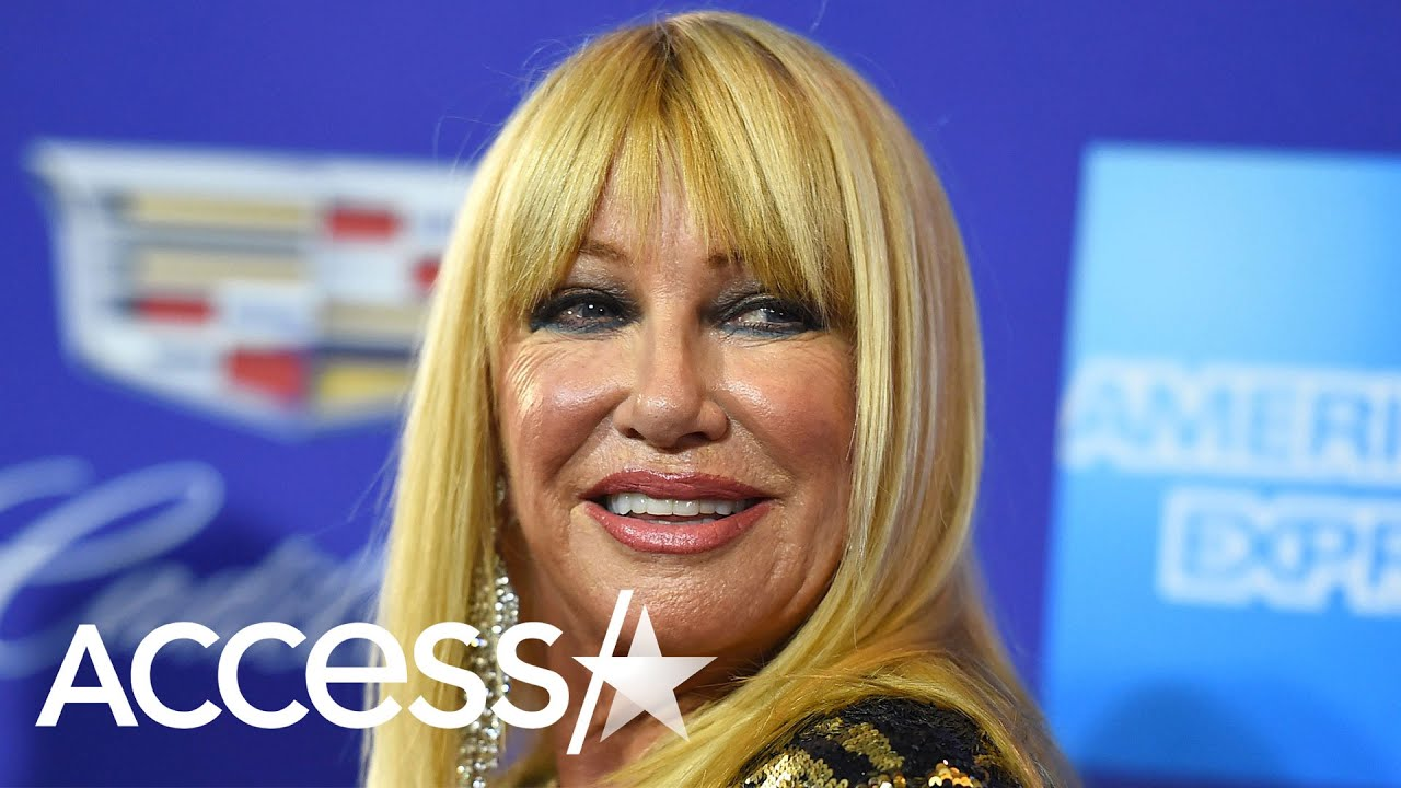 Suzanne Somers, 73, Poses Naked on Instagram: 'In My Birthday Suit!'