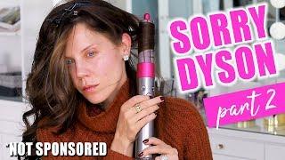 I'M SORRY DYSON ... TAKE 2