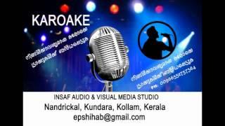 Malayalam, Tamil & Hindi Karaoke songs