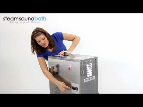 Mr CU1000 - CU Series Commercial Steam Bath Generator