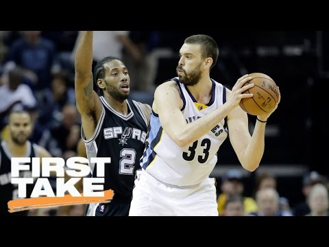 Spurs Or Grizzlies: Who Has The Edge? | First Take | April 25, 2017