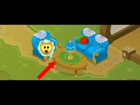 Animal Jam | How to get the Antique Table