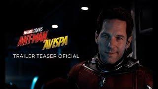 Ant-Man y la Avispa de Marvel | Primer Tráiler Oficial en español | HD