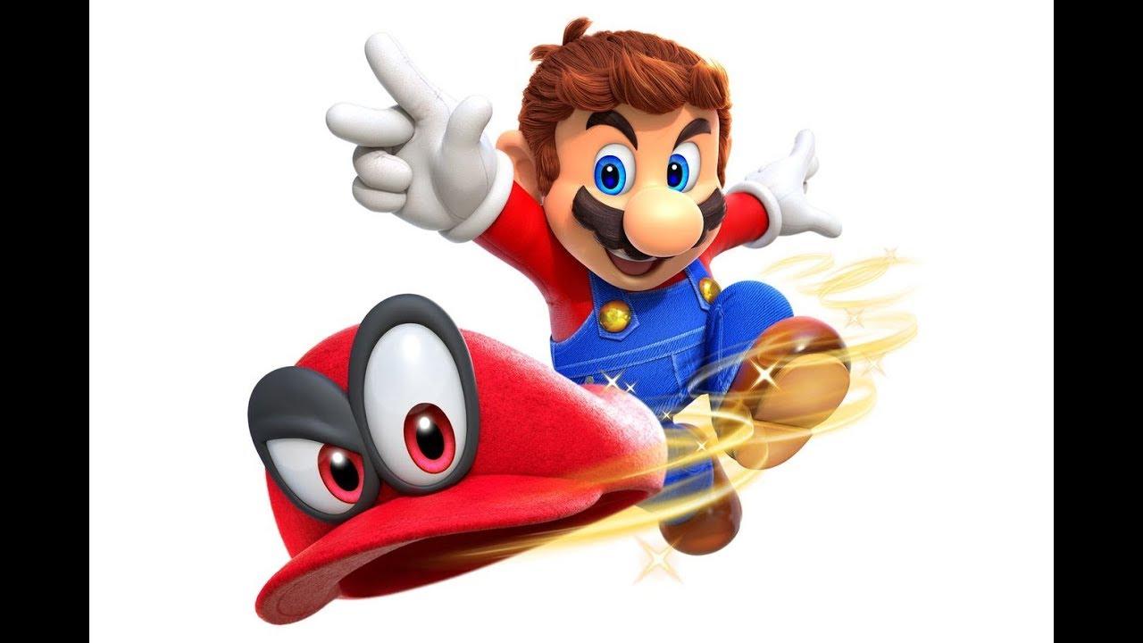 Mario Odissey Ep 1 Mario Sconfitto Youtube