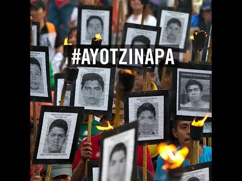 #AYOTZINAPA A dos años de la desaparición