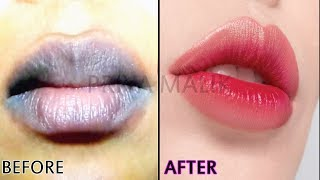 get soft pink lips naturally at home in 2 easy steps how to make your own lip balm