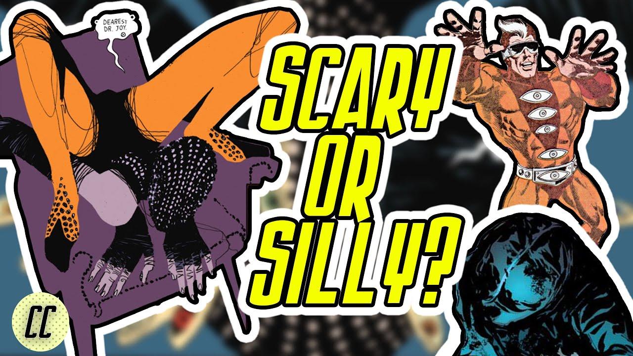 Batman Villain Terrifying Glow Up! | Ten Eyed Man