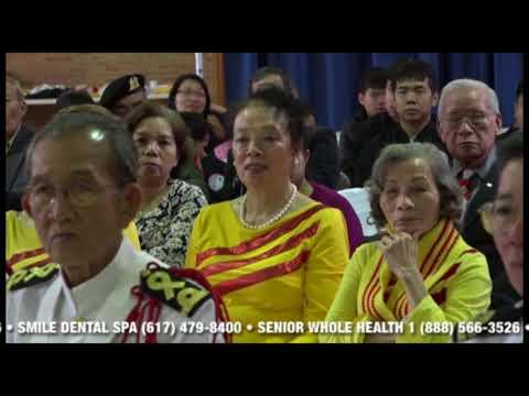 Le Huy Nhat Duc Tran Hung Dao tai Boston 2017