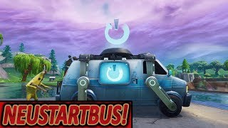 ENDLICH NEUSTARTBUS WITH UPDATE!🚌🔥 | FOOTBALL SKINS ARE BACK!⚽ | Fortnite Battle Royale