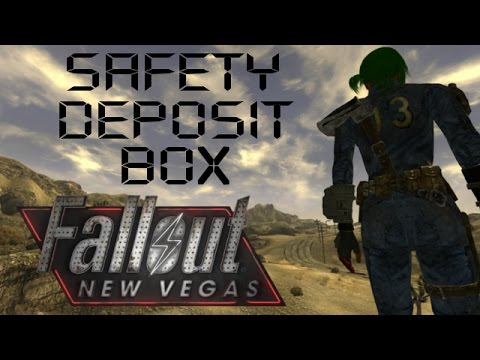 Safety Deposit Box (Fallout: New Vegas - Part 18)