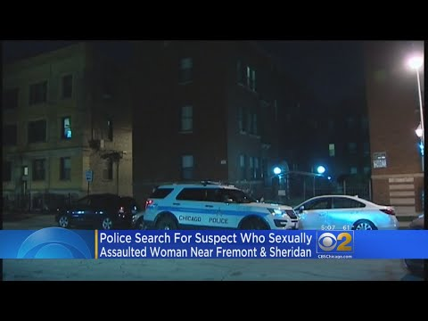 Woman Sexually Assaulted in Lakeview