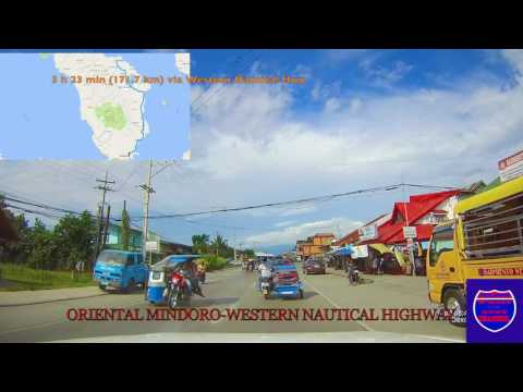 CALAPAN TO BULALACAO ORIENTAL MINDORO PART ONE