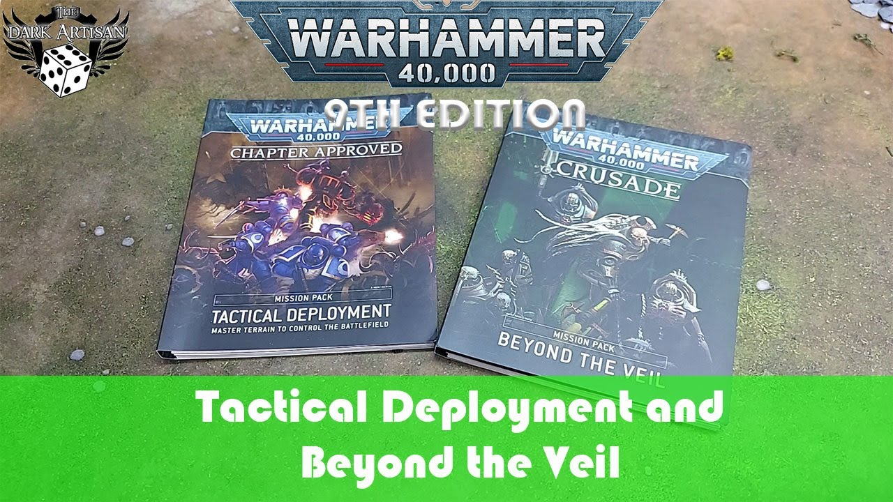 Chapter Approved Tactical Deployment and Beyond the Veil