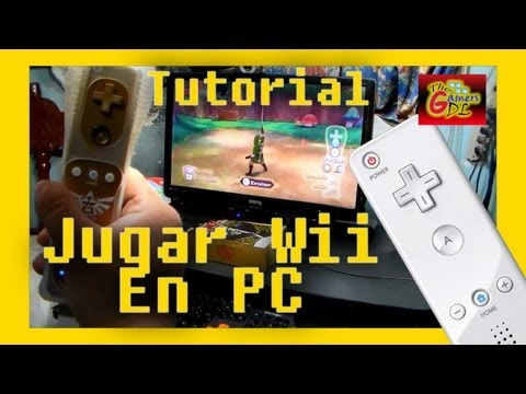 Tutorial Como jugar Wii en la pc / conectar wiimote