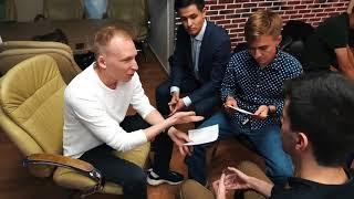 Смотреть видео Бизнес игры в Москва-Сити онлайн