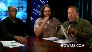 Infowars Nightly News - Tuesday August 21 2012 - Full Length