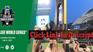 Oklahoma vs. Baylor NCAA College Baseball 2019 Div.I Live Stream