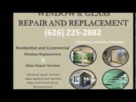 WINDOW | WINDOW REPAIR (424) 210-5855 Window Replacement Services Arcadia, CA