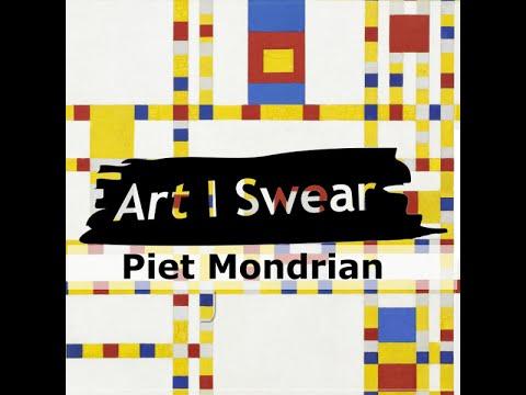 Piet Mondrian, I Swear, That Was My Square.