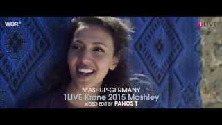 Mashup-Germany  - 1LIVE Krone Mashley 2015 (Panos T Video)