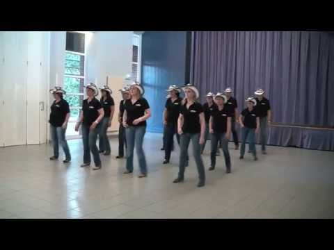 JUST A GIRL - NEW SPIRIT OF COUNTRY DANCE - line dance