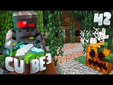 Minecraft Cube SMP S3 Episode 42: Woods Of Terror