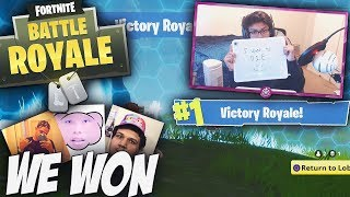 FORTNITE WITH REAL SOAR MEW... AND OTHERS (@MythTragedy)