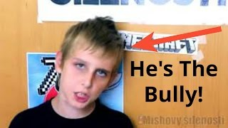 reacting to the pokemon go kid cyber bully song misha mishovy silenosti