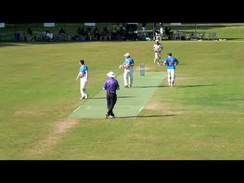 Siam Cricket Sevens 2018 - Plate Final