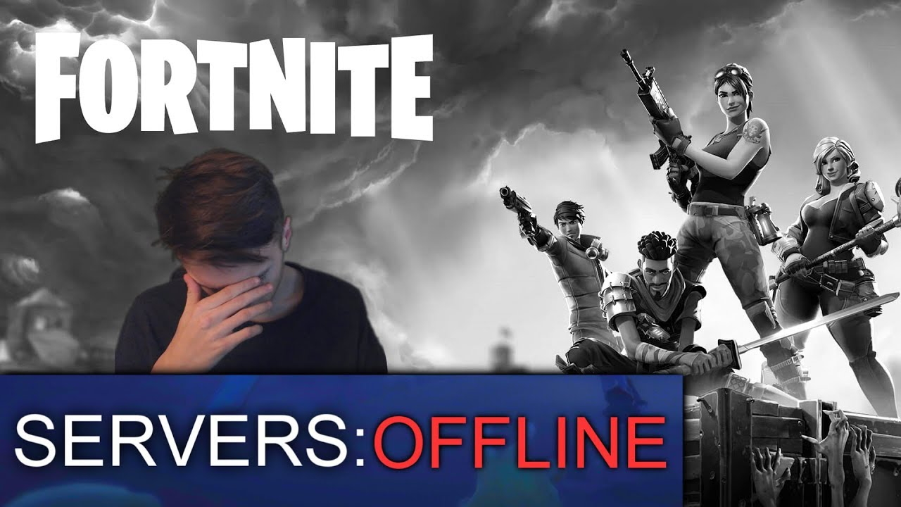 fortnite how to go offline