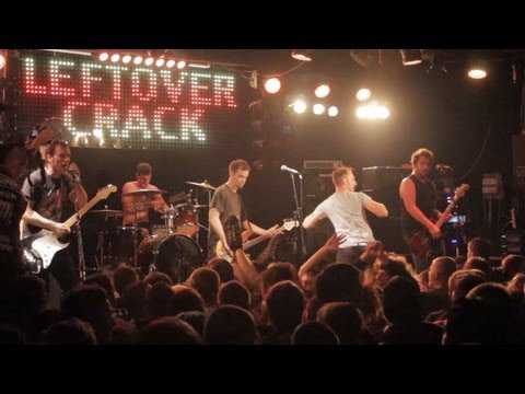 Leftover Crack - Gay Rude Boys Unite @ LIVE Moscow 2013 mp3