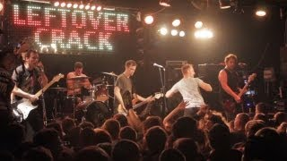 Leftover Crack - Gay Rude Boys Unite @ LIVE Moscow 2013