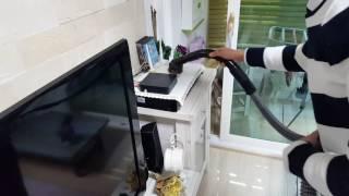 하일라청소기 사용방법(악세사리)
