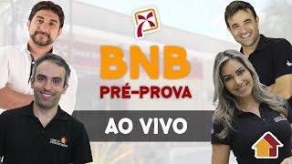 Pré-Prova | BNB | AO VIVO | 01/12