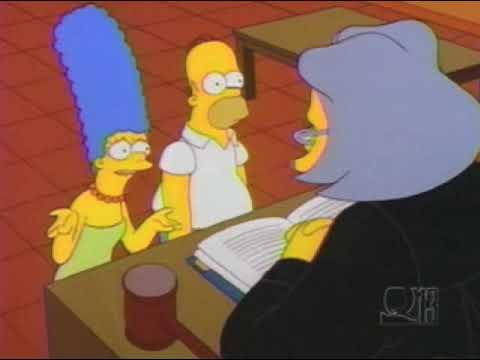 Homer Simpson Shut Up Judge