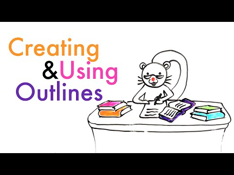 Creating And Using Outlines