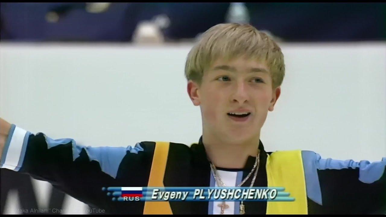 HD Evgeni Plushenko Hava Nagila 1998 NHK Trophy Short