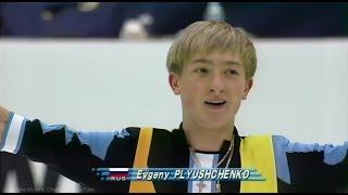 """[HD] Evgeni Plushenko """"Hava Nagila"""" 1998 NHK Trophy Short Program プルシェンコ Евгений Плющенко thumbnail"""