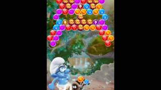 Smurfs Bubble Story Level 113 - NO BOOSTERS