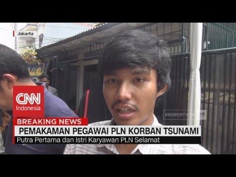 Cerita Anak Pegawai PLN yang Selamat dari Tsunami