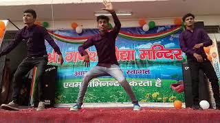 Best deSh BhaKti ComEdy DaNcE (ThE BaCk DaNcE CrEw)