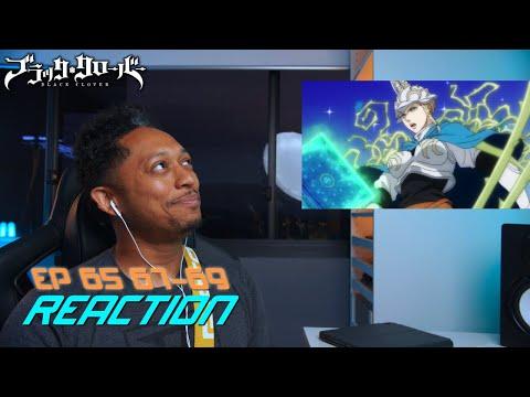 Black Clover Episode 65 67-69 Reaction